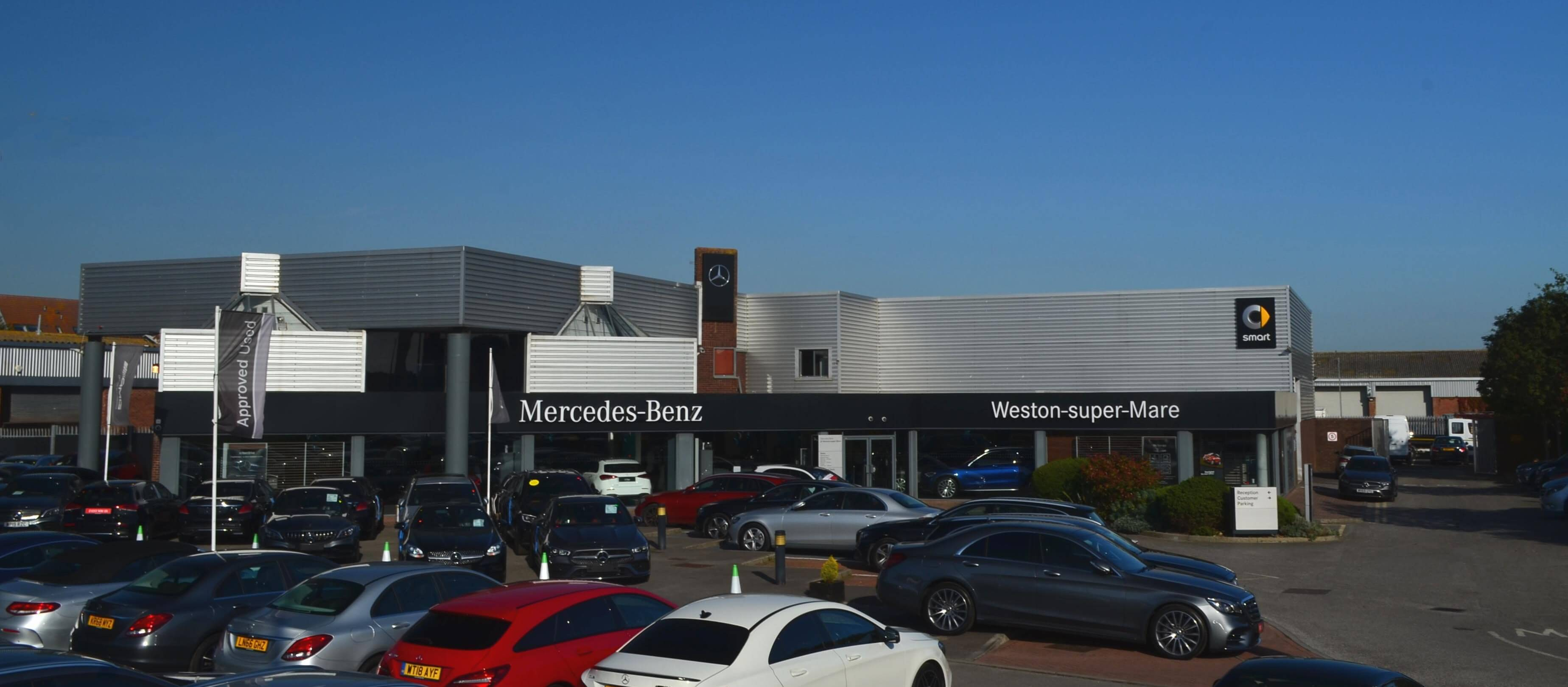 Mercedes Benz Of Weston Super Mare Sytner Mercedes Benz